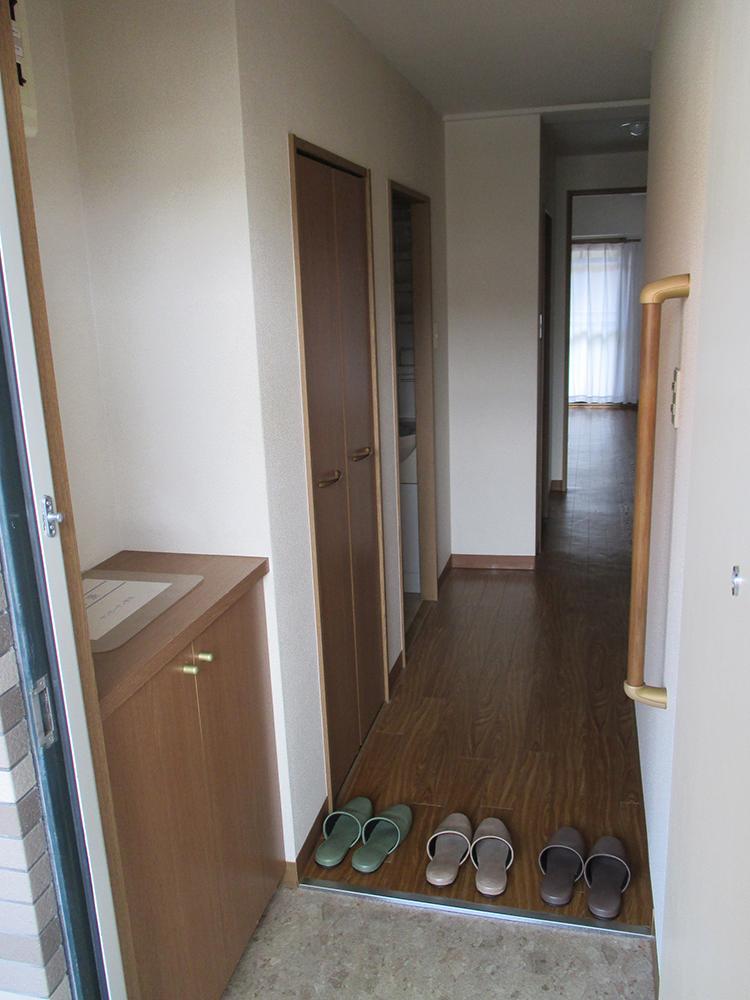 下新庄 サンガーデン 204号室 2LDK 画像4